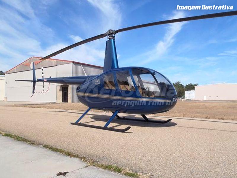 Robinson - R44 Raven II - 2011