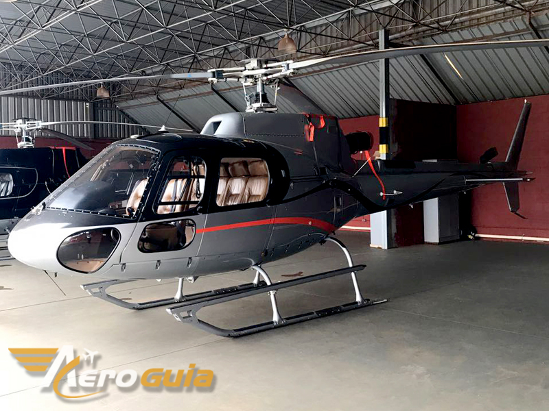 Esquilo - AS 350 B3 - 2009