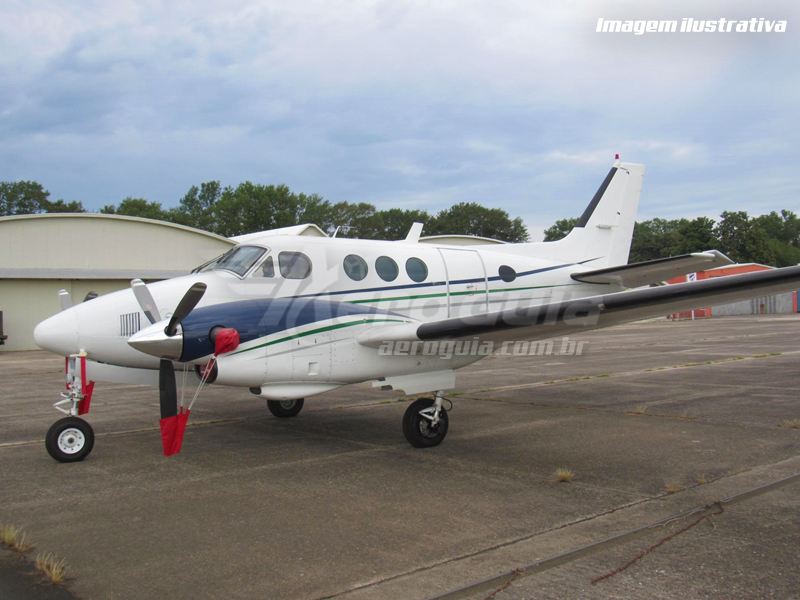 Beechcraft - King Air C90 - 1980