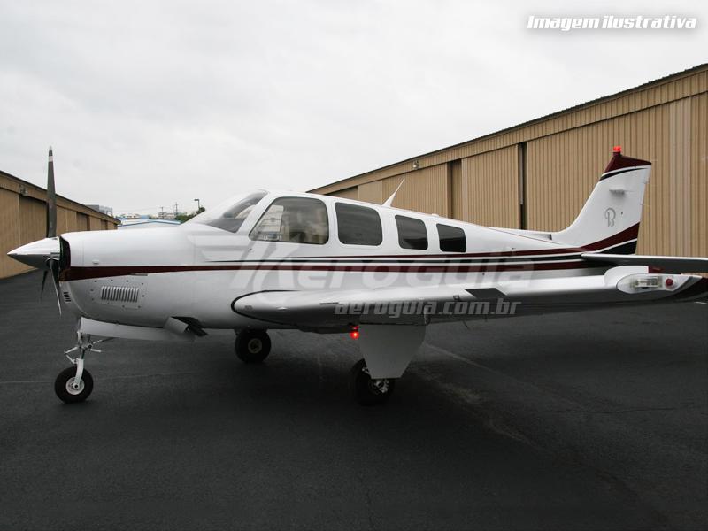 Beechcraft - Bonanza G36 - 2006