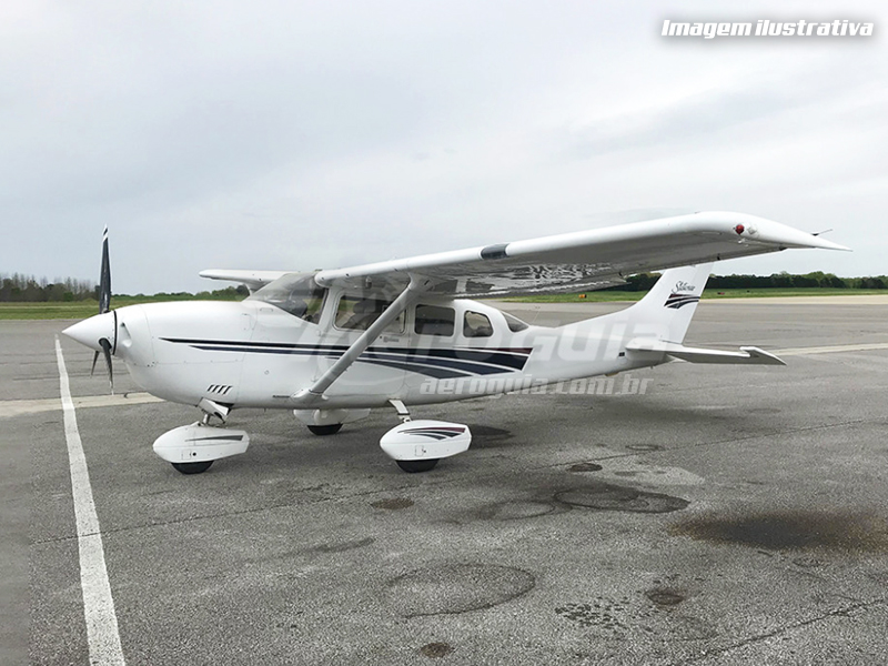 Cessna - 206H Stationair - 2000