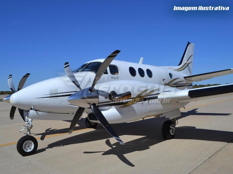 King Air - C90B - 2000