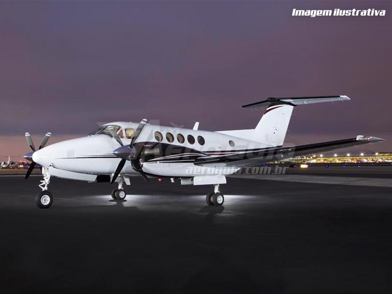 Beechcraft - Super King Air B200GT - 2011
