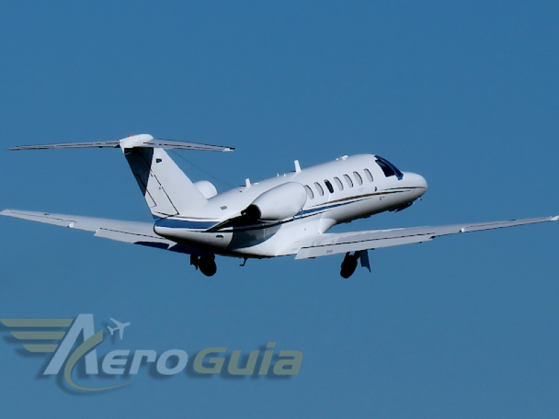 Citation Jet CJ3 - 525B - 2009