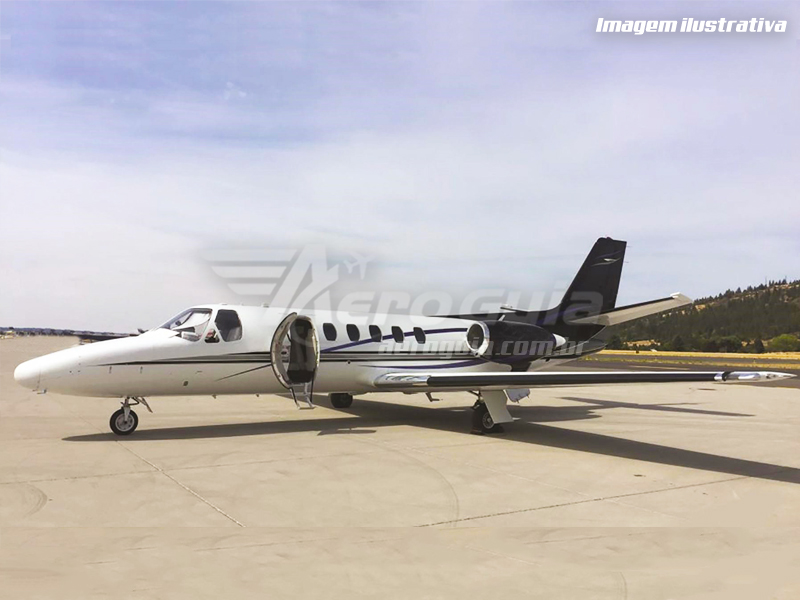 Cessna - Citation II 550 - 1981