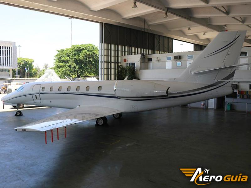 Cessna 680 - Citation Sovereign - 2008