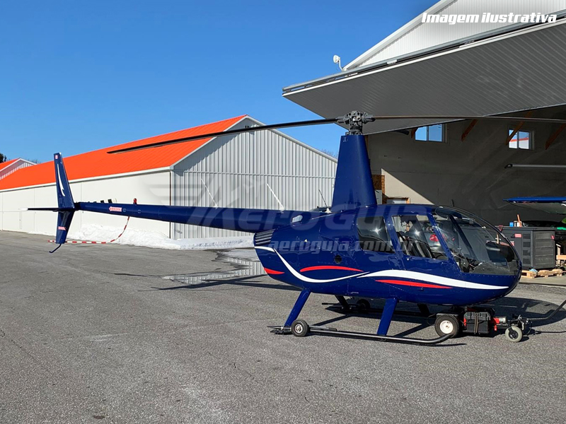 Robinson - R44 Raven - 2006