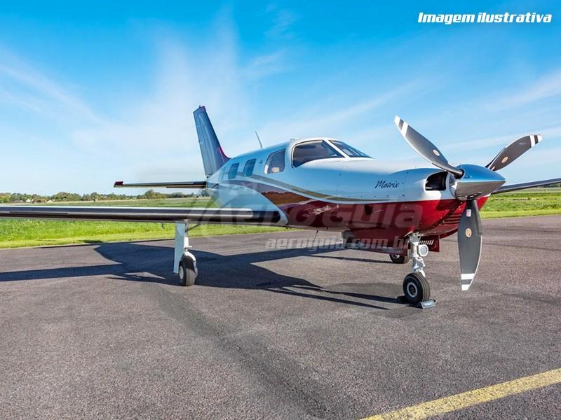 Piper - Malibu Matrix PA-46R-350T - 2012