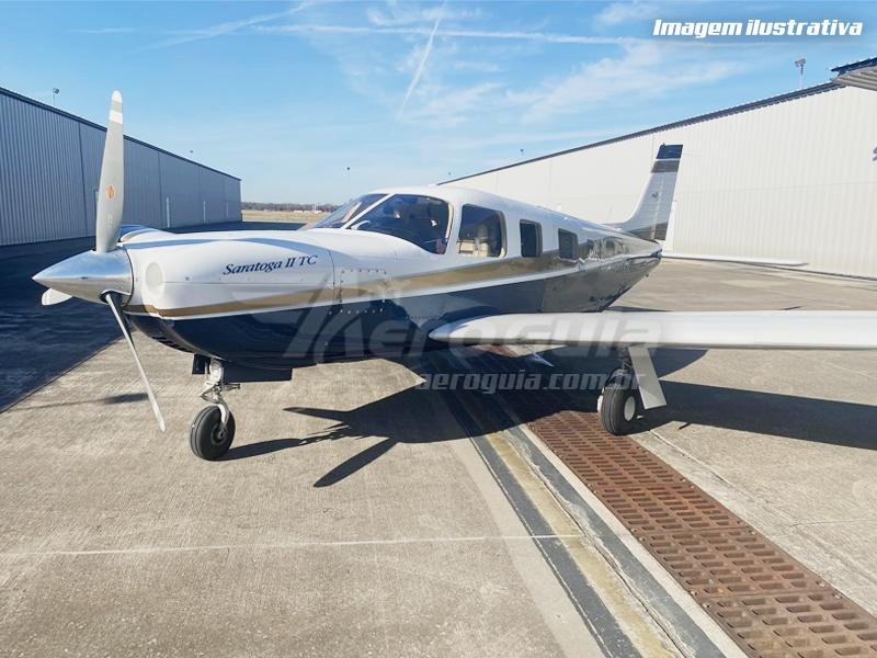 Piper - Saratoga II TC PA-32R-301T - 1999