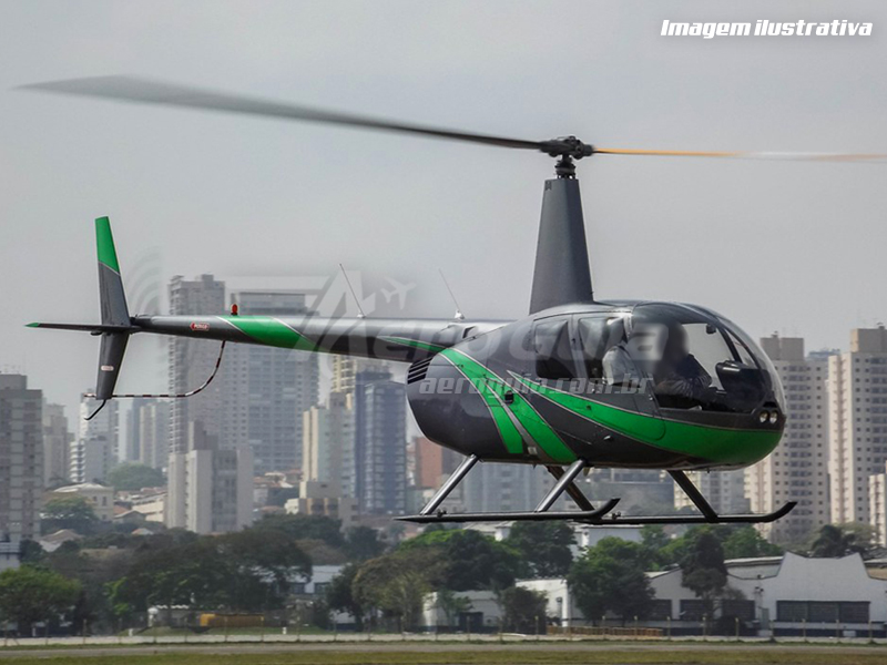 Robinson - R44 Raven II - 2010