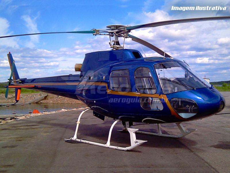 Helibras - HB-350B - 1983