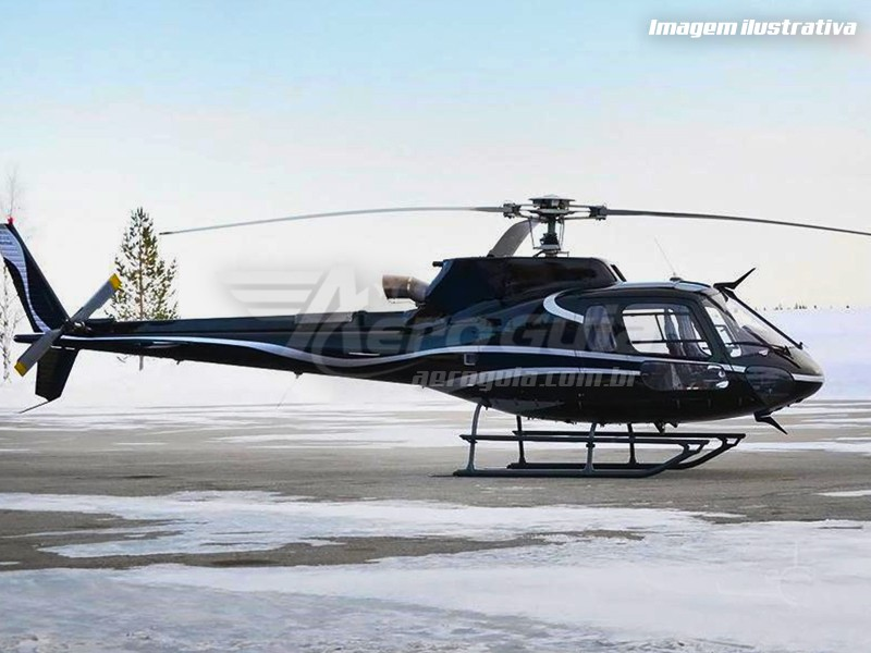 Eurocopter France - AS350 B3 - 2001