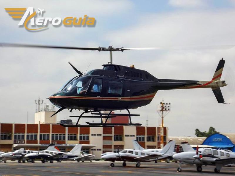 Bell - 206B - 1989