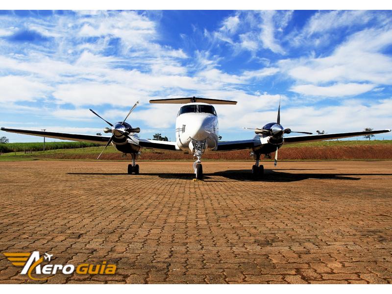 King Air - B200 - 2007