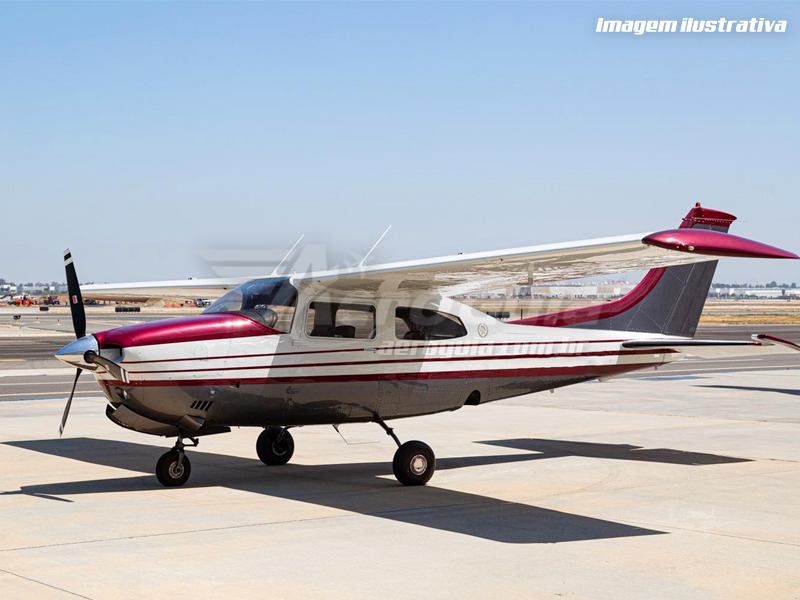 Cessna - T210R - 1985