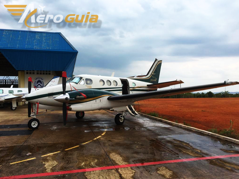 King Air C90B - Jaguar Edition - 1998
