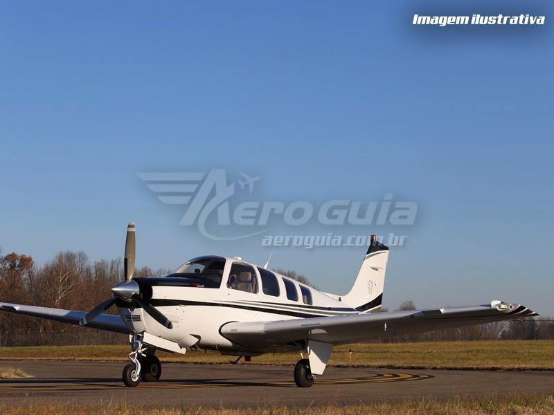 Beechcraft - Bonanza G36 - 2008
