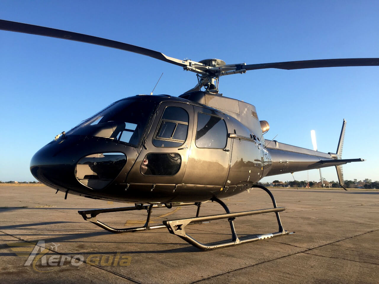 Esquilo - AS 350 B2 - 2013