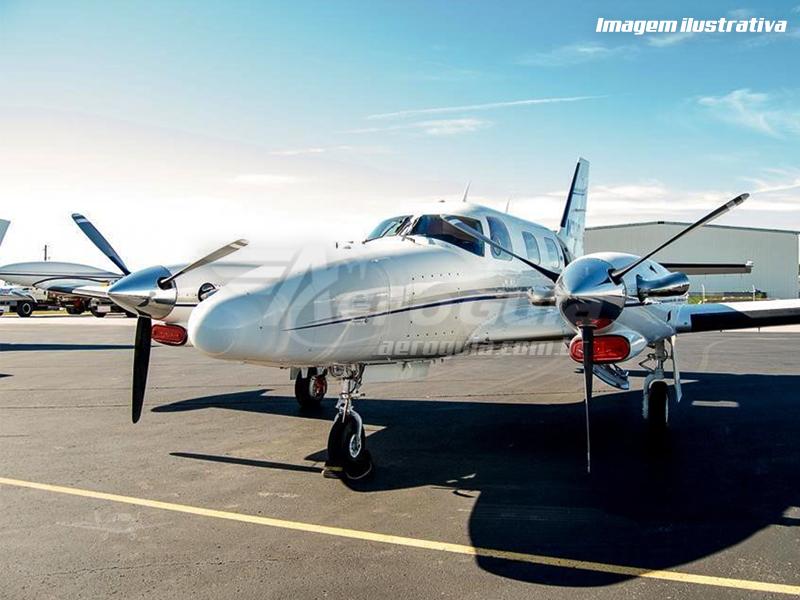 Piper - Cheyenne II - PA-31T - 1980