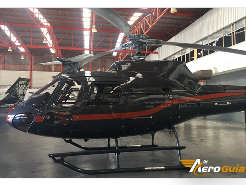 Esquilo - AS 350 B3 - 2008
