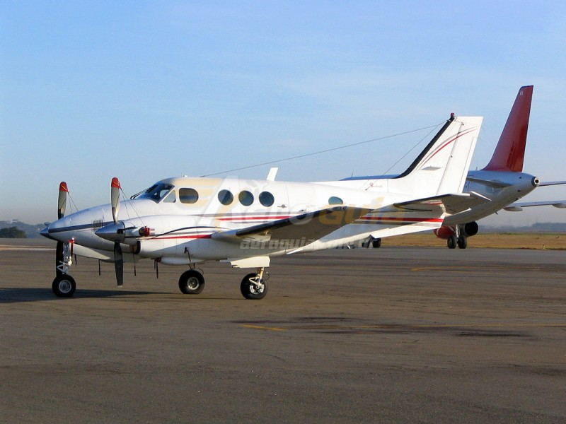 King Air - C90 - 1982