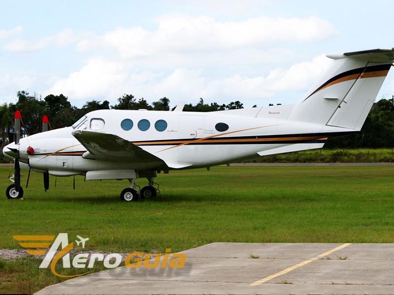 King Air - F90 - 1979