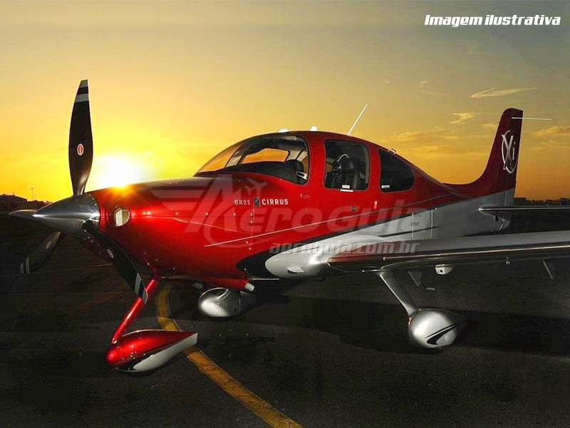 Cirrus - SR22 GTS XI - 2009