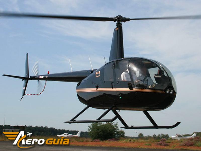 Raven II - R44 - 2013