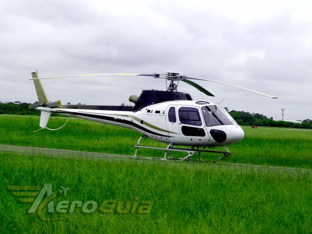 Esquilo - AS 350 B2 - 2008
