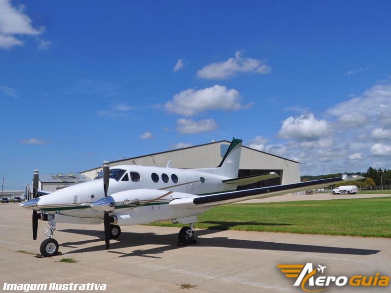 King Air - C90B - 1999